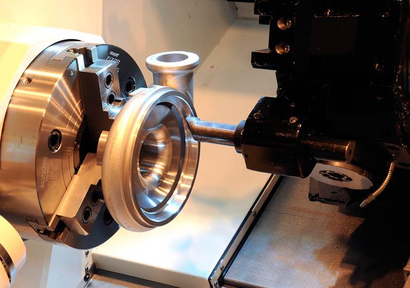 Aluminium Machining Services