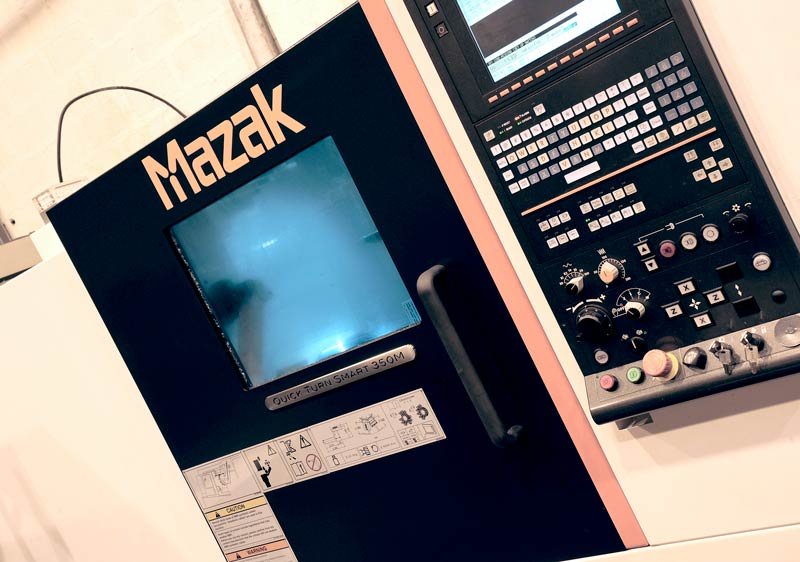 Mazak Quick Turn Smart 350M