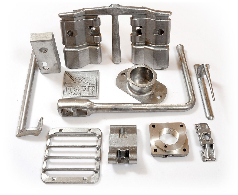 Aluminium Gravity Die Cast & Machined Components